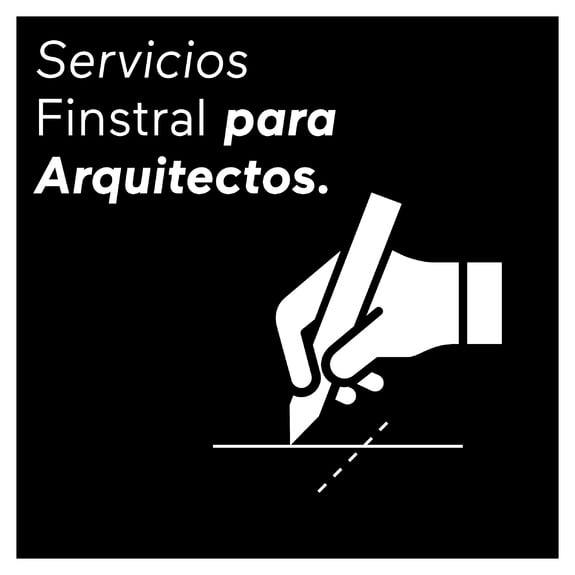 Servicios para arquitectos en ventanas y puertas